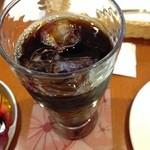 cafe Fuu - 水出しアイスコーヒー
