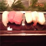 菊寿司 - にぎり