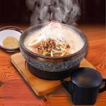 石焼麻婆王 火山 - 坦々麺