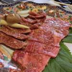 肉の醍醐 - 近江牛のランチ