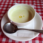 27922110 - スープ(冷製コーンスープ)