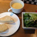 27922368 - このうちパンとスープは食べ(飲み)放題