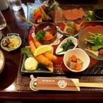 源ちゃん - お昼のミニおまかせ(盆盛)