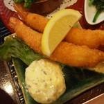 源ちゃん - お昼のミニおまかせ(海老フライ)