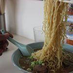 梅光軒 - 自家製麺。とてもおいしい。