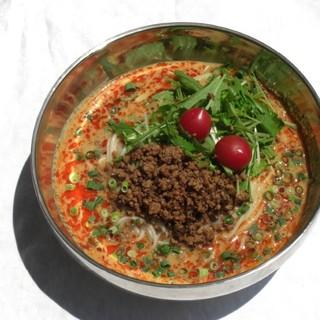 芝蘭 - 料理写真:冷やし坦々麺