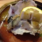 玉ヨシ寿し - 岩牡蠣