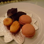 ホテル ラ・スイート神戸ハーバーランド - ☆マカロンも久しぶりです(^◇^)☆