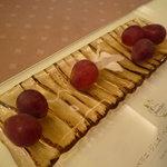 ホテル ラ・スイート神戸ハーバーランド - ☆巨峰ちゃんはウエルカムフルーツみたいです(*^。^*)☆