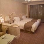 ホテル ラ・スイート神戸ハーバーランド - ☆急遽予約だったのでツインです(●^o^●)☆