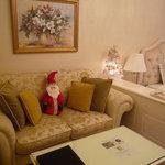 ホテル ラ・スイート神戸ハーバーランド - ☆サンタさんがお出迎えしてくれましたぁ☆