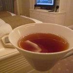 ホテル ラ・スイート神戸ハーバーランド - ☆やっぱり紅茶派なので落ち着きますね☆
