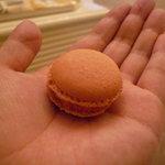 ホテル ラ・スイート神戸ハーバーランド - ☆マカロンはフランボワーズな優しい酸味がGood!!☆