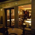 ホテル ラ・スイート神戸ハーバーランド - ☆フレンチレストランのルクールが見えます☆