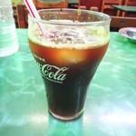 ミルクホール 若葉 - アイスコーヒー