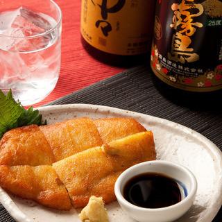大分にゆかりがある店主が作る九州の料理