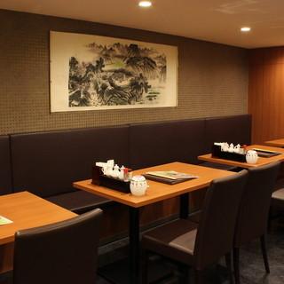 全60席のゆったり空間○半個室のお席や貸切でのご利用も
