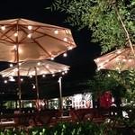 ガーデンバーベキュー - 京都の喧騒から少し離れてライトアップされたモダンな庭園を眺めながらスタイルのある特別なBBQをお楽しみください!