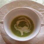 La・Blanche - そら豆のスープ