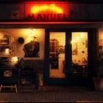 マヌエル・シュラスケリア - 一軒家風の小さなポルトガル料理屋