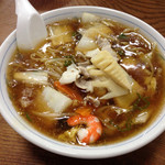 川柳 - 広東麺