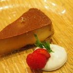 noka table - 南瓜のプリン