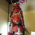27935512 - 真田幸村の鎧兜、もちろんレプリカでしょうけどね^^