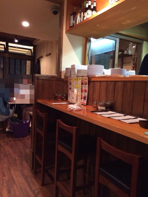 東銀座のタイランド食堂 ソイナナ