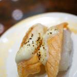 27937016 - 炙りチーズサーモン