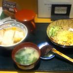 27937036 - カツ丼セット1050円