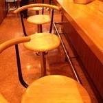 カレーハウス キラリ - 201406  キラリ  椅子