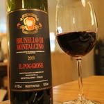 ワタリガラス - BRUNELLO DI MONTALCINO