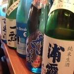 唐揚げバル きしのや - 季節の地酒は、当店自慢!!常に変わるので、その時その時を楽しんでください!!