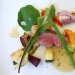トラットリア イル フィオレット - 料理写真:メインディッシュはこんな感じで
