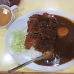キッチンヨッチ - カツカレー 750円