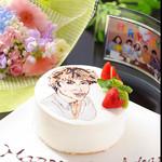 ラニカイ - 似顔絵ケーキ