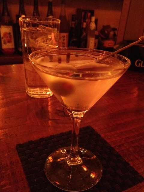 bar slow - マティーニ