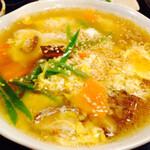 食道園 - テールスープ  美味い!