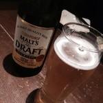 とりひめ - 瓶ビール モルツ