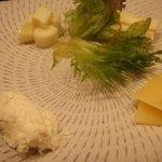 表邸 - チーズ