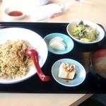 長城 - 梅紫蘇炒飯