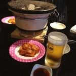 ホルモンバルヤマト - 明石街中バル。 ホルモンと生ビール。