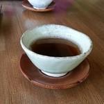 蕎麦 和太奈部 - 蕎麦茶