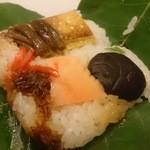 包味亭 - 朴葉寿司