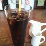 ランズ カマクラ - アイスコーヒー