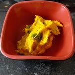 渚 - サービスの南瓜煮物