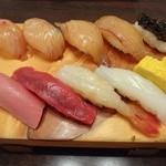 27960910 - 江戸前鮨と島寿司