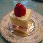 シューベルト - 苺ショートケーキ