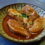 あがつま農協焼肉燦 - 鶏モモ焼