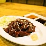 サカイ食堂 - 2014.4 豚レバー刺(600円)